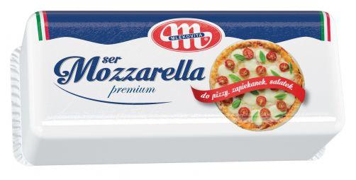 Ser Mozzarella blok 2,5 kg