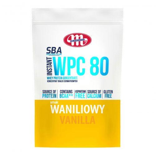 Super Body Active WPC 80 koncentrat białek serwatkowych instant waniliowy 700 g