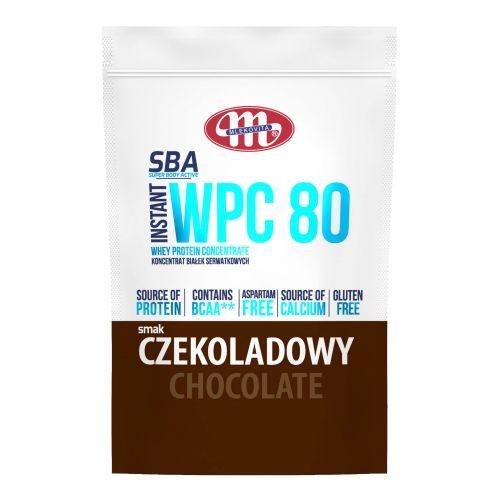 Super Body Active WPC 80 koncentrat białek serwatkowych instant czekoladowy 700 g