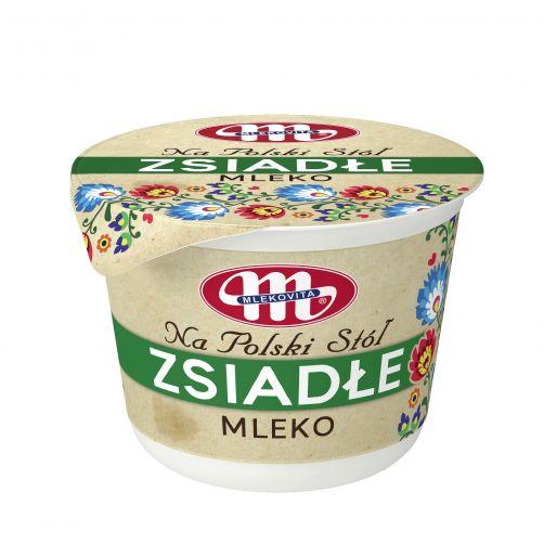 Mleko zsiadłe Na Polski Stół 380 g
