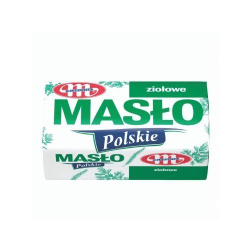 Masło Polskie ziołowe 80 g