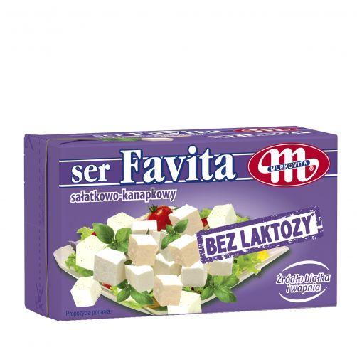 Ser Favita bez laktozy 270 g