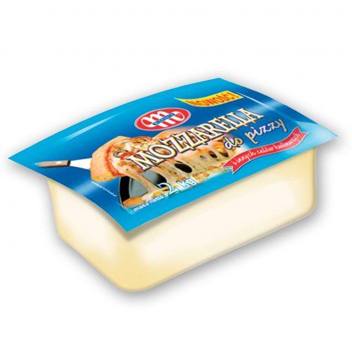 Ser Mozzarella blok 2 kg