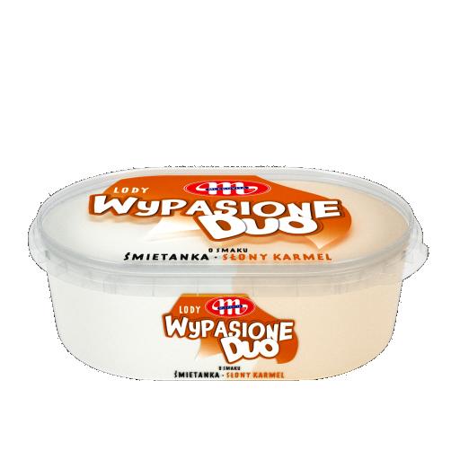 Lody Wypasione Duo 1 L śmietanka-solony karmel