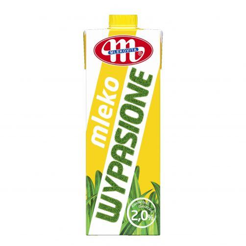 Mleko UHT 2% tł. WYPASIONE 1 L