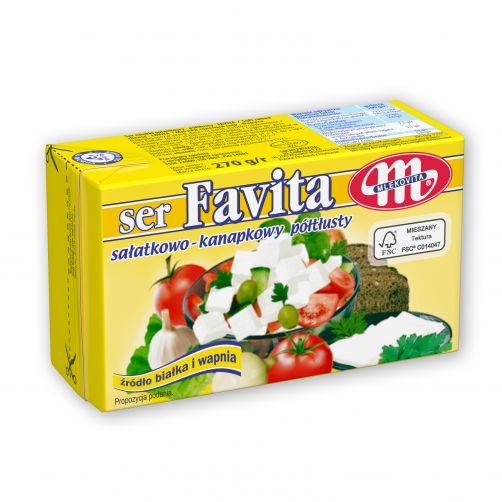 Ser FAVITA 12% tł. 270 g